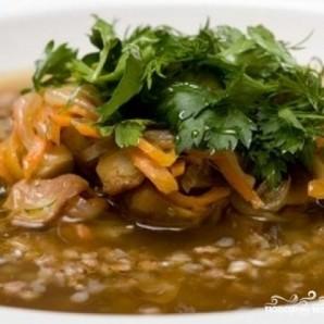 Суп из белых грибов - фото шаг 6