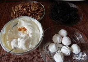 Пирожное с черносливом - фото шаг 2