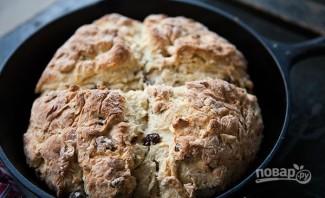 Хлеб с изюмом - фото шаг 5