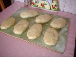 Зразы с печенью - фото шаг 6