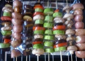 Гарнир к мясу в духовке - фото шаг 5