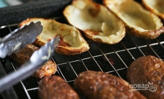 Картофельная кожура - фото шаг 3