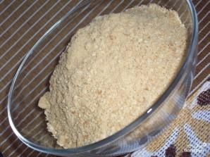 Шоколадная картошка из печенья - фото шаг 1