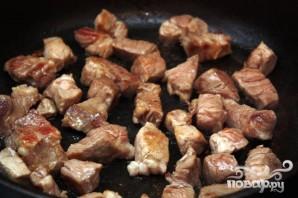 Свинина с кабачками - фото шаг 2