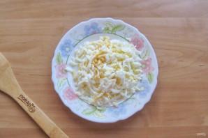 Салат из ветчины с сыром - фото шаг 3