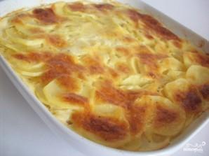 Картофель под сыром - фото шаг 8