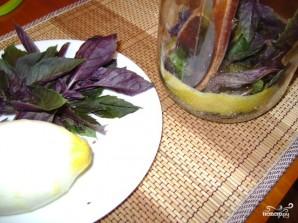 Базиликовый лимонад - фото шаг 3