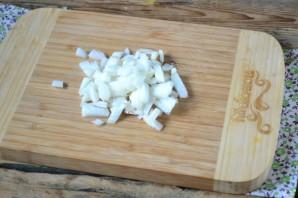 Овощная икра с грибами на зиму - фото шаг 2