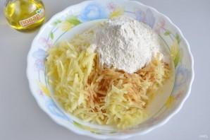 Постная картофельная запеканка - фото шаг 4