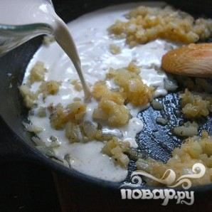 Запеченная кукуруза со сливками - фото шаг 3