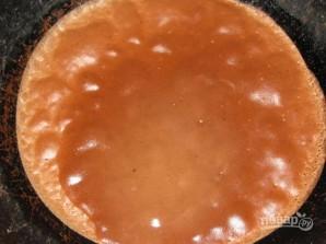 Блинный торт со взбитыми сливками - фото шаг 9