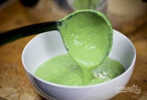 Суп-пюре со шпинатом - фото шаг 9
