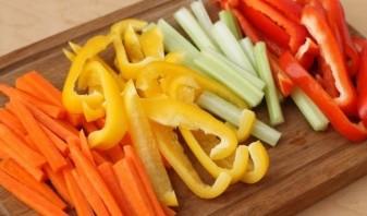 Сметанный соус с зеленью - фото шаг 6