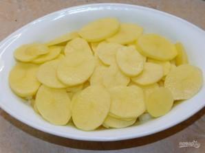 Картофельно-сливочная запеканка с луком - фото шаг 3