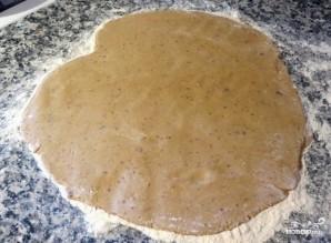 Веганское овсяное печенье - фото шаг 7