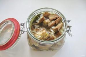 Закуска из баклажанов без уксуса - фото шаг 9