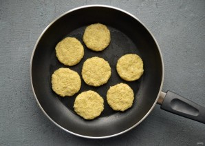 Котлеты из чечевицы и риса - фото шаг 7
