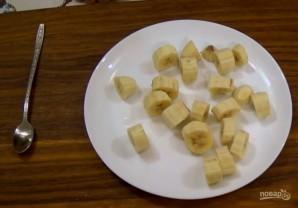 Легкое банановое мороженое - фото шаг 1