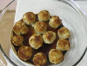Фрикадельки с грибами - фото шаг 2