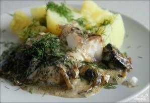 Рыба по-украински - фото шаг 9