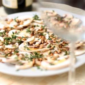 Салат с шампиньонами - фото шаг 8