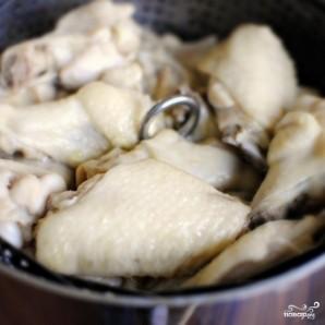 Закуска из куриных крылышек - фото шаг 7
