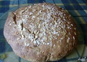 Бездрожжевой ржаной хлеб - фото шаг 4