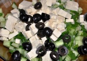 Жиросжигающий салат - фото шаг 3