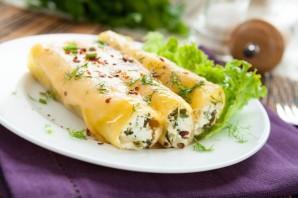 Каннеллони с сыром - фото шаг 6