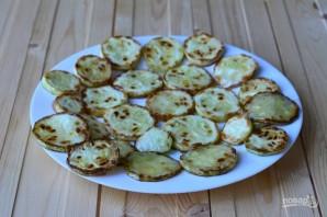Картофельная запеканка с кабачком - фото шаг 3