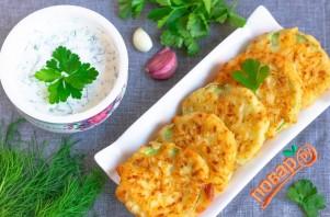 Кабачки в йогуртовом кляре с сыром - фото шаг 10