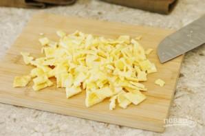 Отварной рис с омлетом и овощами - фото шаг 4