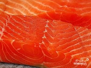 Стейк из лосося - фото шаг 2