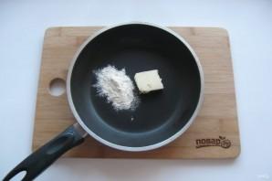 """Блинная закуска """"Пеньки"""" - фото шаг 7"""