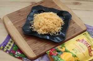 Лучший рецепт фаршированных баклажанов с грибами и майонезом - фото шаг 9