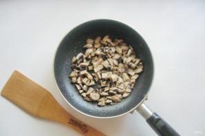 Котлеты из свинины с грибами - фото шаг 3