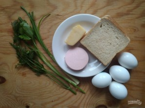 Сытные кексы на завтрак - фото шаг 1