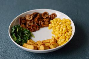 Вегетарианский рамен - фото шаг 8