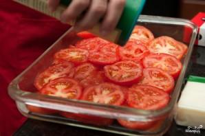 Пирог с помидорами - фото шаг 3