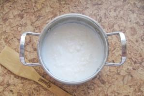 Рисовая молочная каша как в детском саду - фото шаг 7