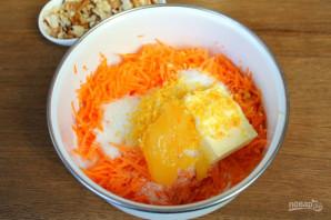 Морковный пирог без яиц - фото шаг 5