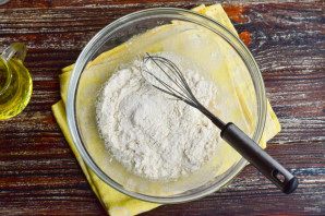 Беляши с мясом и картошкой в духовке - фото шаг 3