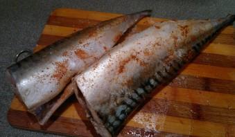 Рыба, запеченная в мультиварке - фото шаг 3