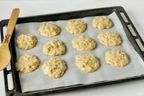 Овсяное печенье на молоке - фото шаг 6