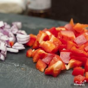 Рис со шпинатом и сыром - фото шаг 1