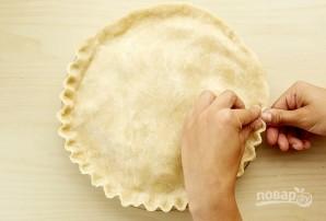 Закрытый яблочный пирог - фото шаг 7