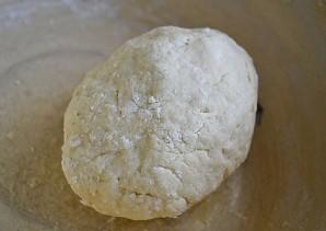 Лоранский пирог с курицей и грибами - фото шаг 3