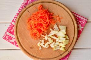 Рассольник с рисом в мультиварке - фото шаг 2