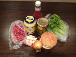 Домашний гамбургер - фото шаг 1