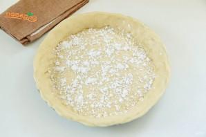 Пирог с яблоками в сливках - фото шаг 12